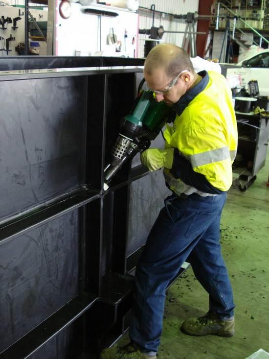 Plastic Welding For Industries Islex Australia